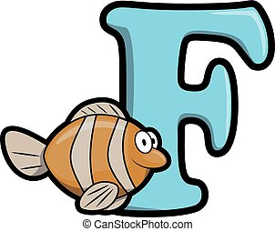 F for fish