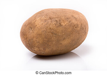 Dirty Spud - Large unwashed natural potato from low...
