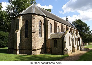 Chapel in Oxborough, England - Chapel of St Margaret and Our...
