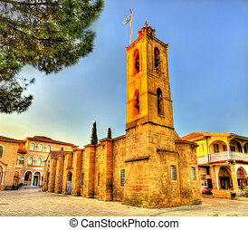 Agios Ioannis church in Nicosia - Cyprus