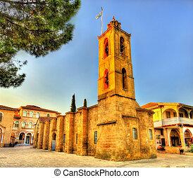 Agios Ioannis church in Nicosia - Cyprus
