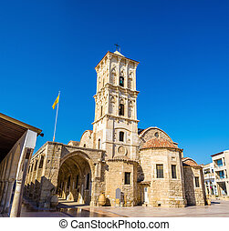Church of Saint Lazarus in Larnaca - Cyprus