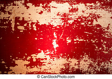 Vintage concept grunge wood background red - Vintage concept...