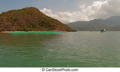 Fish farms Vietnam Nha Trang - Fish farms in Vietnam Nha...
