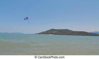 Tropical beach Blue sea Vietnam - Tropical beach. Blue sea...