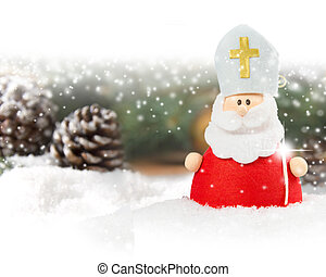 Saint Nicolas decoration