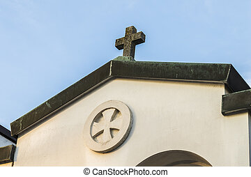Cross detail