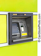 Automated Teller Machine Hole in the Wall