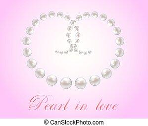 pearl in love