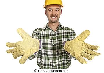 manual worker help