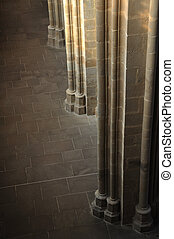 Pillars To Heaven In Miessen Cathedral