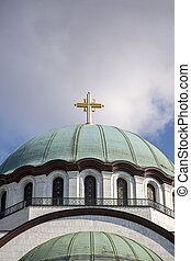 Saint Sava church, Belgrade