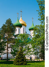 Transfiguration Cathedral in Monastery of Saint Euthymius in...