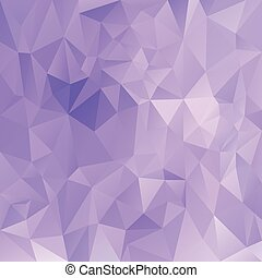 vector polygon background with irregular tessellation...