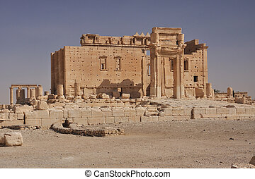Temple of Bel - Built in honour of a Semitic god, the Temple...