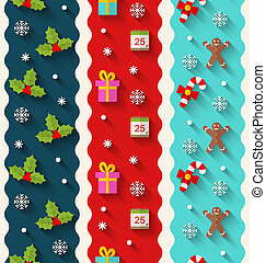 Set Wallpaper for Christmas and Happy New Year -...