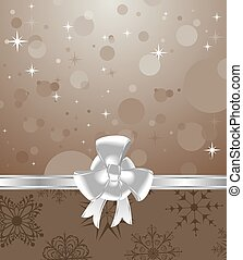 cute background for Christmas packing - Illustration cute...