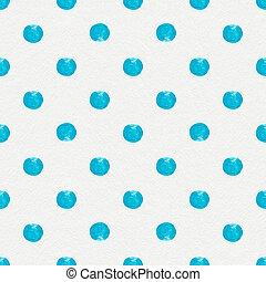 Watercolor polka dot - Watercolor seamless pattern Abstract...