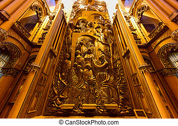 Notre-Dame Basilica - Montreal, Canada - Montreal Notre-Dame...