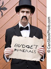 Budget Funerals - Selling Death A Funeral Salesman Offers...
