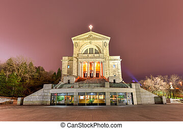 Saint Joseph's Oratory of Mount Royal, a Roman Catholic...