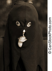 Evil Executioner - The Evil Executioner Looks At You With...
