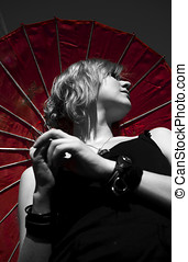 Parasol Skies - When Storms Rage, The Days A Black And White...