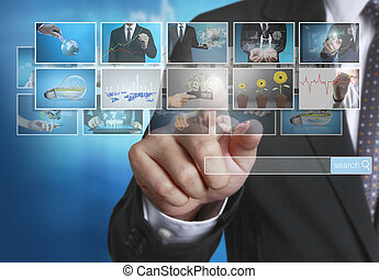 Reaching images streaming