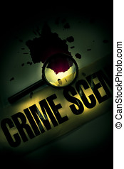 Crime Scene Investigation - A Who Done It Murder...
