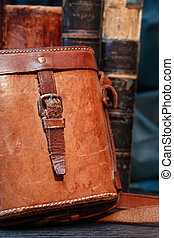 Old Leather Case