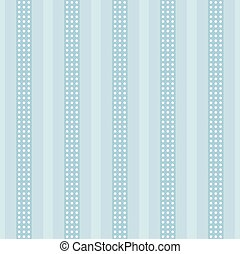 background with stripes and polka dots Vector art image...