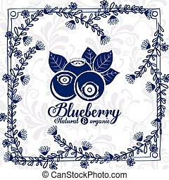 delicious blueberry design - delicious blueberry design,...