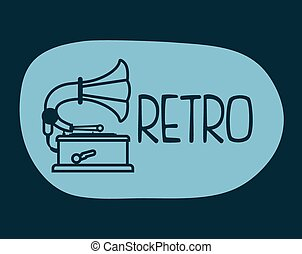 Retro technology design