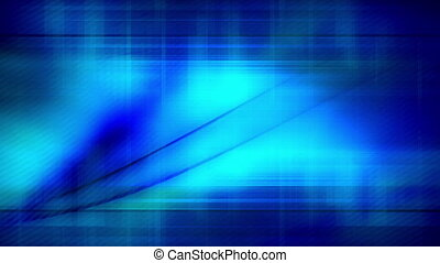 Blue looping texture backdrop