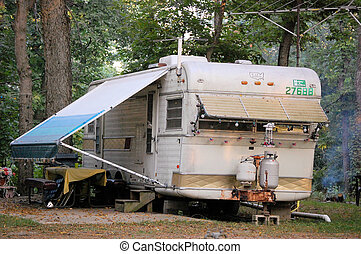Classic Travel Trailer