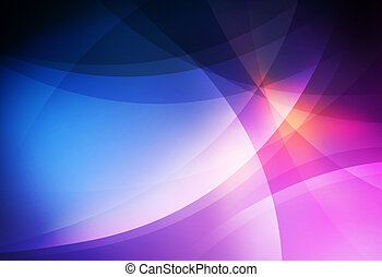Abstract Curves Background - An abstract curve background...