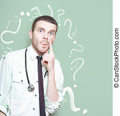 Baffled Medical Professional With Health Question - Confused...