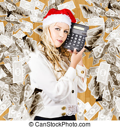 The Financial Fallout From The Cost Of Christmas - Christmas...
