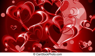 Valentine Day video animation - Valentine Day graphic design...
