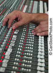 mixing audio tracks