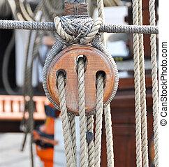ship rigging