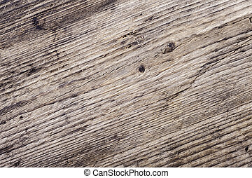 diagonal texture of old rotten wood closeup - Texture of old...