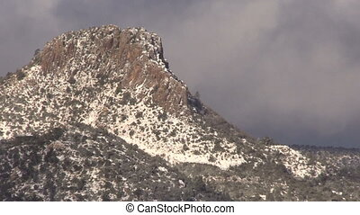 Thumb Butte Prescott Arizona - iconic thumb butte landscape...