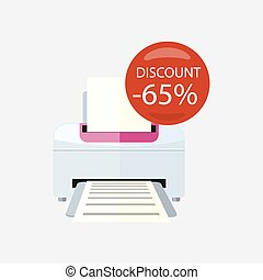 Sale of Household Appliances Printer - Sale of household...
