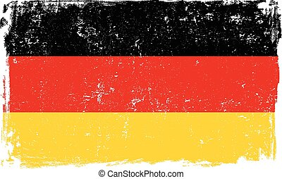 Germany Flag in Vector Format