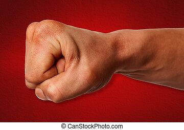karate mma box power strong fist - taekwondo karate mma...
