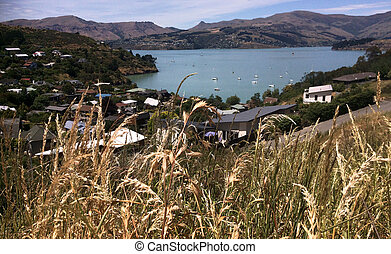 Lyttelton Christchurch - New Zealand - LYTTELTON - DEC 04...