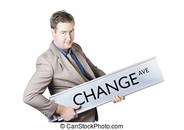 Change Ave Business improvement and evolution - Cool...