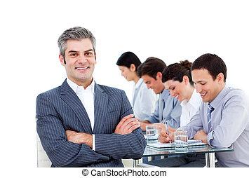 Maduro, director, el suyo, equipo, Writting, notas,...