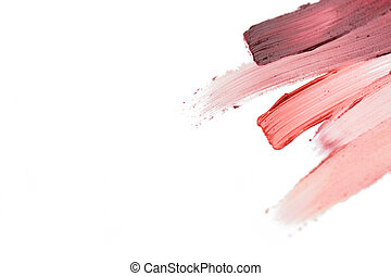 Woman smeared lipstick Stock Photo Images. 432 Woman smeared ...